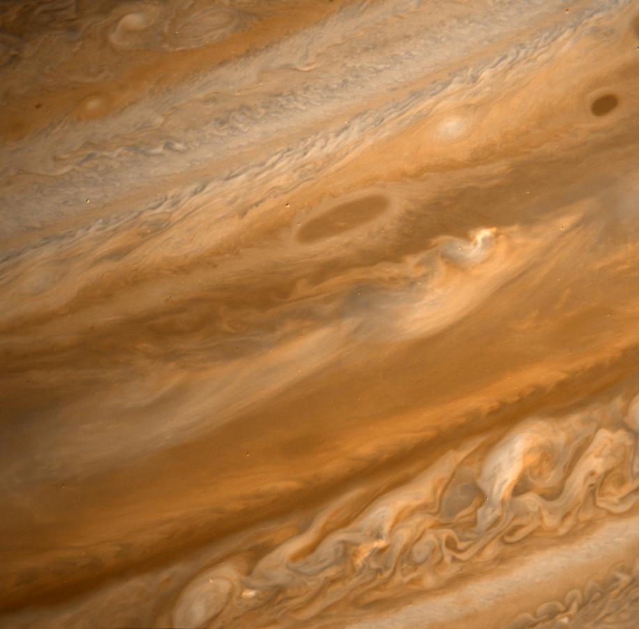 Procedural Gas Giant Planet Textures